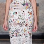 Örgü Bayan Elbise Modelleri 5
