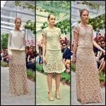 Örgü Bayan Elbise Modelleri 75