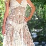 Örgü Bayan Elbise Modelleri 80