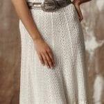 Örgü Bayan Elbise Modelleri 84