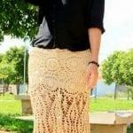 Örgü Bayan Elbise Modelleri 91