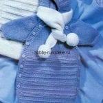 Örgü Tulum Battaniye Modelleri 110
