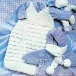 Örgü Tulum Battaniye Modelleri 53