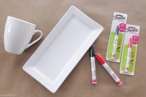 Porselen Boyama Nasıl Yapılır?