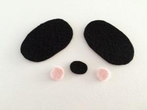 Tığ İşi Sevimli Panda Çanta Yapılışı 1