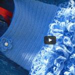 Videolu, Örgü Kız Çocuk Yazlık Elbise Yapılışı