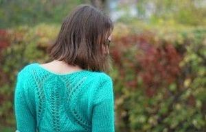 Zara Pembe Kazak Modeli Yapılışı 20