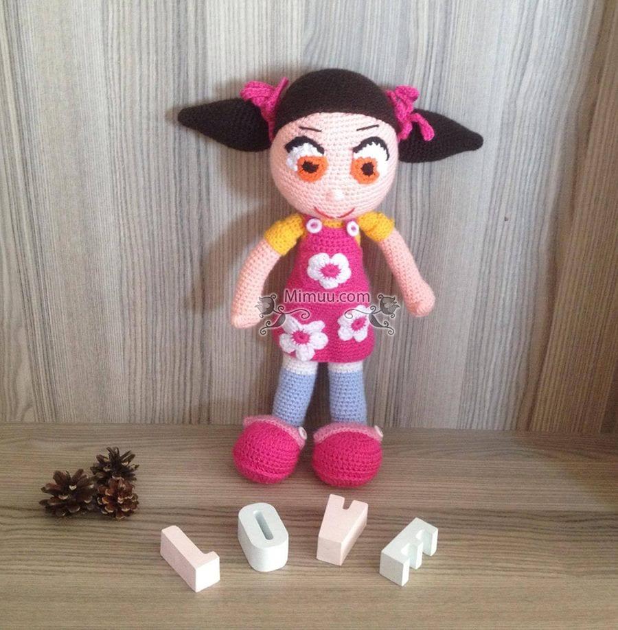 Amigurumi Niloya ve Tosbik ❤ - Bebek Tasarım Ürünleri | Facebook | 918x900