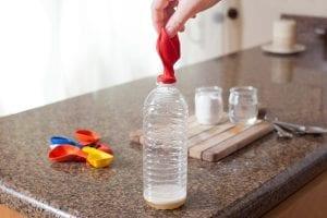 Balon Şişirme Deneyi Nasıl Yapılır? 1