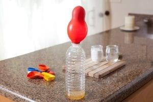 Balon Şişirme Deneyi Nasıl Yapılır? 2