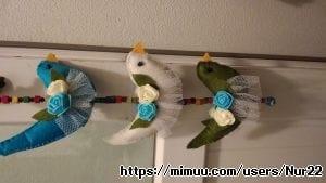 Keçe Bereket Kuşları
