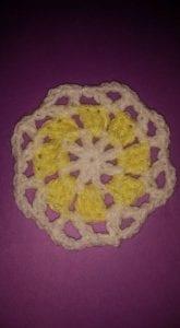 Çiçekli Battaniye Modeli Yapılışı