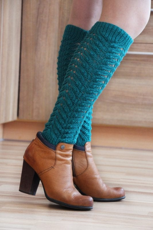 El Örgü Çorap Modelleri 12