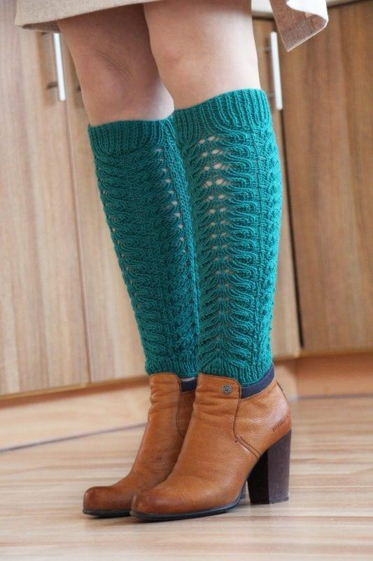 El Örgü Çorap Modelleri 13