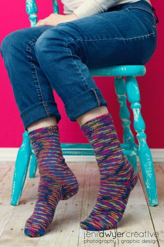 El Örgü Çorap Modelleri 1
