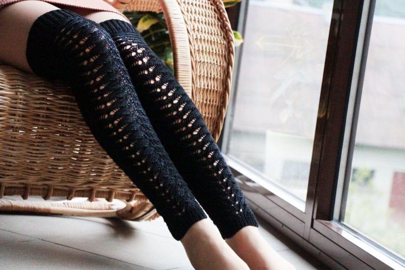 El Örgü Çorap Modelleri 7