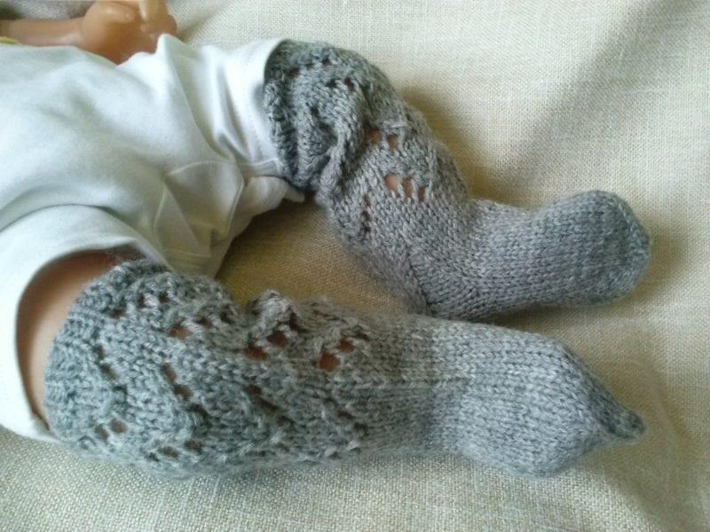 El Örgü Çorap Modelleri ve Örnekleri 12