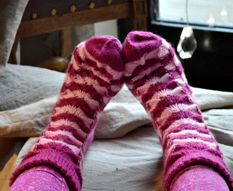 El Örgü Çorap Modelleri ve Örnekleri 2