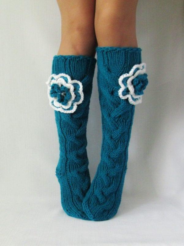 El Örgü Çorap Modelleri ve Örnekleri 4