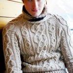 El Örgüsü Erkek Kazak Modelleri 124