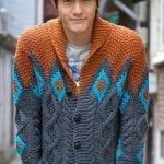 El Örgüsü Erkek Kazak Modelleri 93
