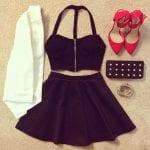 En Güzel Kıyafet Kombinleri 136