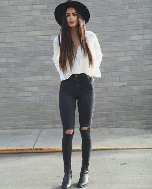 En Güzel Kıyafet Kombinleri 61