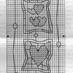 Etamin Modelleri ile Kitap Ayraçları 114