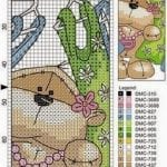Etamin Modelleri ile Kitap Ayraçları 123
