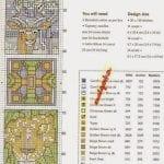 Etamin Modelleri ile Kitap Ayraçları 125