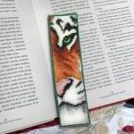 Etamin Modelleri ile Kitap Ayraçları 152