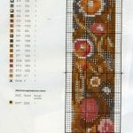Etamin Modelleri ile Kitap Ayraçları 155