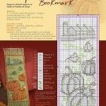 Etamin Modelleri ile Kitap Ayraçları 19