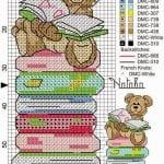 Etamin Modelleri ile Kitap Ayraçları 20