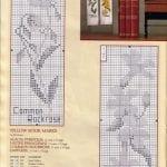 Etamin Modelleri ile Kitap Ayraçları 53