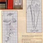 Etamin Modelleri ile Kitap Ayraçları 55