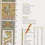 Etamin Modelleri ile Kitap Ayraçları 58
