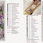 Etamin Modelleri ile Kitap Ayraçları 70