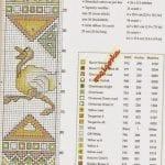 Etamin Modelleri ile Kitap Ayraçları 74
