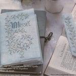 Etamin Modelleri ile Kitap Ayraçları 88