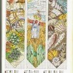 Etamin Modelleri ile Kitap Ayraçları 97