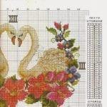 Etamin Şablonları Kalp Desenleri 48