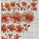 Etamin Şablonları Kalp Desenleri 7
