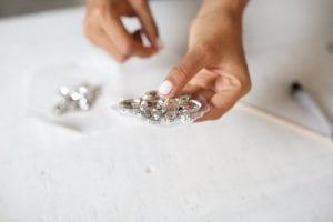 Kristal Taşlı Küpe Nasıl Yapılır? 9