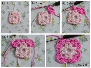 Küpe Çiçeği Motifli Battaniye Nasıl Yapılır?