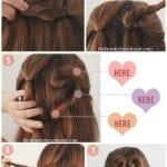 Örgü Saç Modelleri ve Yapılışları 14