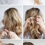 Örgü Saç Modelleri ve Yapılışları 18