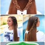 Örgü Saç Modelleri ve Yapılışları 1