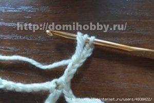 Ponpon Hırka Yapılışı 4