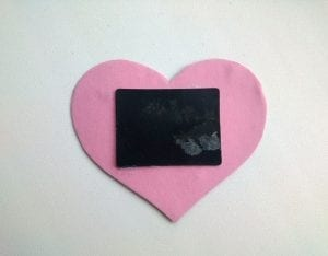 Quilling Kalp Magnet Nasıl Yapılır? 9